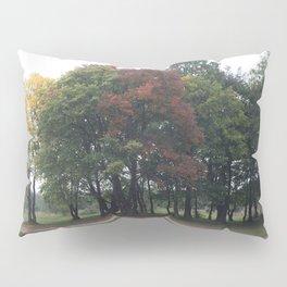 AUTUMN. TREES. OAKS Pillow Sham