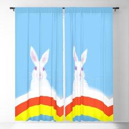 Bunny Rabbit Blackout Curtain
