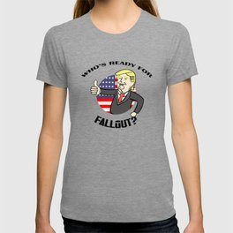 Trump Fallout T-shirt