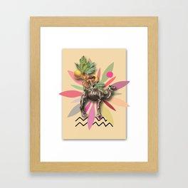 KAMEL Framed Art Print