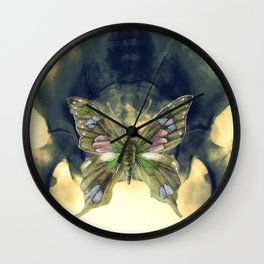 Experiment 5: Camouflage Wall Clock