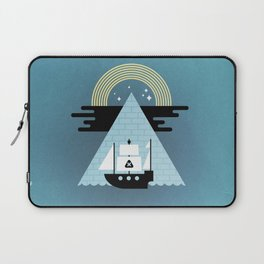 Born to Explore Pt4 Laptop Sleeve