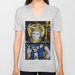 The Pope Unisex V-Neck