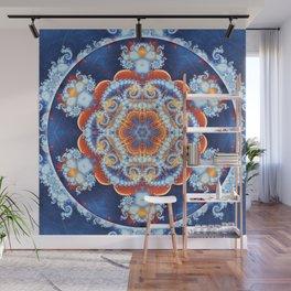 Mandalas of Forgiveness & Release 6 Wall Mural