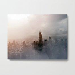 Kuala Lumpur - Malaysia Metal Print
