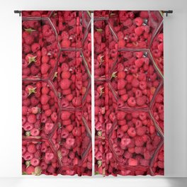 edible sweet berry Blackout Curtain