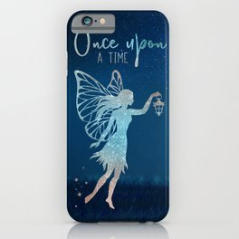 Once upon a time 2 iPhone Case