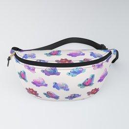Jewel turtle - pastel Fanny Pack
