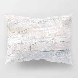 Soft Pastel Texture Acrylic Abstract Pillow Sham