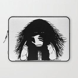 PRICKLY MORNING Laptop Sleeve