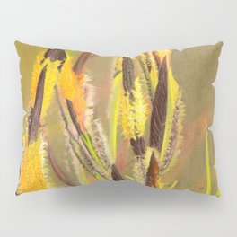 GLOWING GRASS Pillow Sham