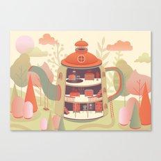 Dream Home Canvas Print