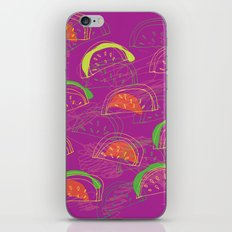 watermelons iPhone & iPod Skin