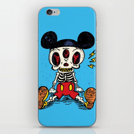 Waiting for you iPhone & iPod Skin