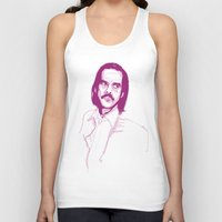 nick cave Tank Tops featuring Nick Cave by 1and9