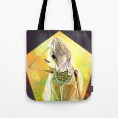 chiffon Tote Bag