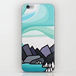 Mountain Lake iPhone Skin
