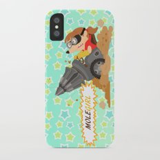 Molegirl iPhone X Slim Case