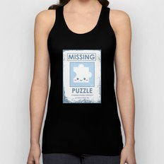 The Missing Puzzle Unisex Tank Top
