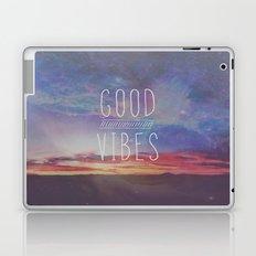 good vibes, good days Laptop & iPad Skin