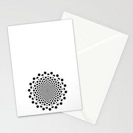 Cirlce  Stationery Cards