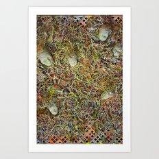 Alien Collective Art Print