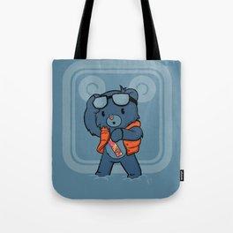 Marty McBear Tote Bag