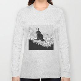 Giant Samurai Long Sleeve T-shirt