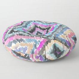 Moroccan Ikat Floor Pillow