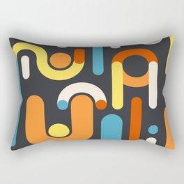 Space Love Rectangular Pillow