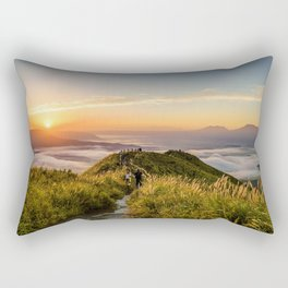 The best place to be! Rectangular Pillow