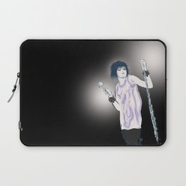 Siouxsie Sioux Laptop Sleeve