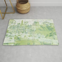 springtime in Paris Rug