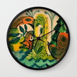 Unspecific Things in the Pacific Timezone Wall Clock