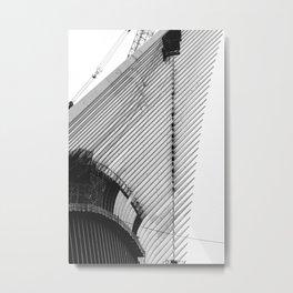 Angle Metal Print