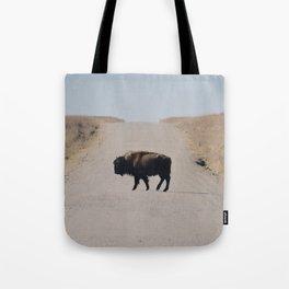 Native Crosser Tote Bag