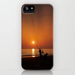 Llangennith Stars iPhone Case