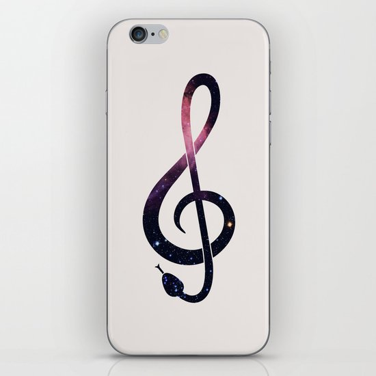 G Snake iPhone & iPod Skin