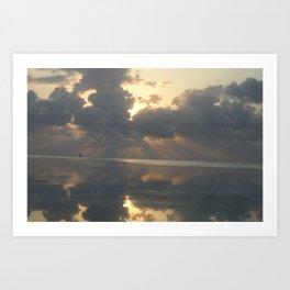 Its Morning Art Print