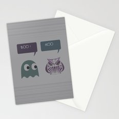 boo! Stationery Cards