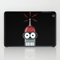 bender iPad Cases featuring Bender by Betmac