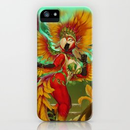 The Carnival Queen iPhone Case