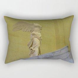 Victory of Samothrace Rectangular Pillow