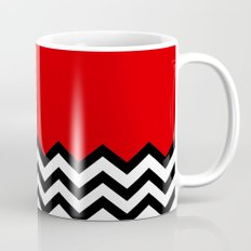 Black Lodge Dreams (Twin Peaks) Mug