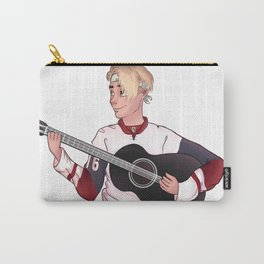 play the guitar Carry-All Pouch