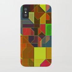 Dreams of Reason 1 iPhone X Slim Case