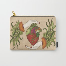 Eating is caring Carry-All Pouch