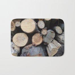 Wood Bath Mat