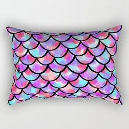 I'd Rather Be a Mermaid Rectangular Pillow