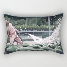Pink Guy Rectangular Pillow